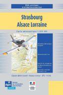 Carte Strasbourg Alsace Lorraine - 2020