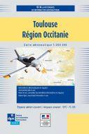 Carte Toulouse Région Occitanie - 2020