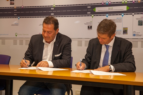 Direction - Signature EUROCONTROL et SIA