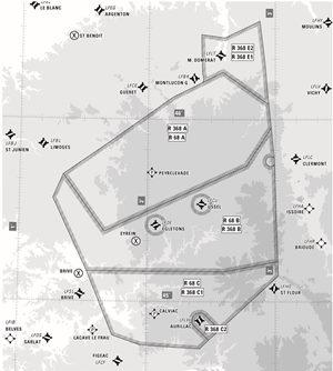 Schéma de la Zone Centre